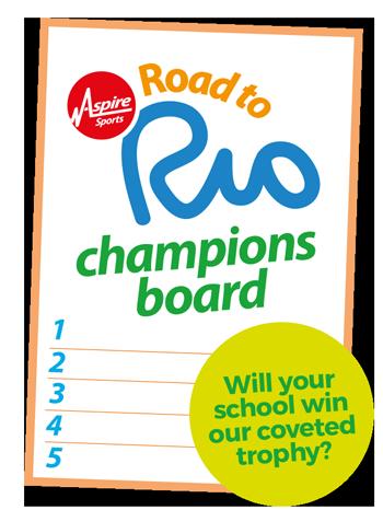 Aspire School Sports Workshops - Scoreboard