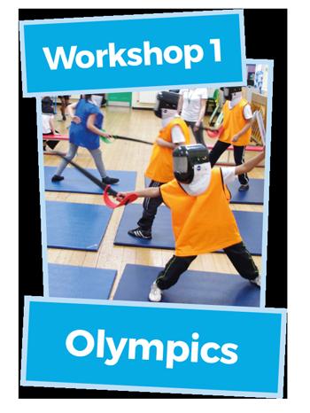 Aspire Road to Rio Olympics School Workshop
