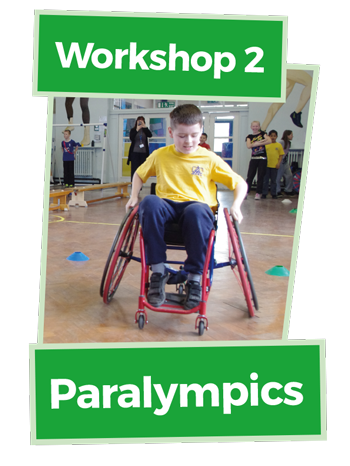 Aspire Road to Rio Paralympic School Workshop