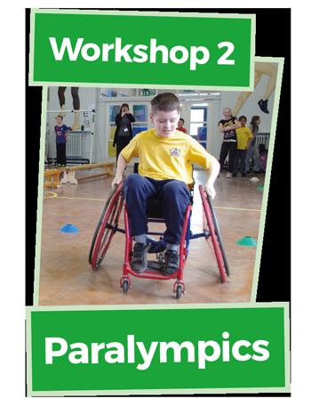 Aspire Road to Rio Paralympic School Workshop