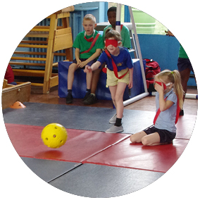 Aspire Sports Goalball